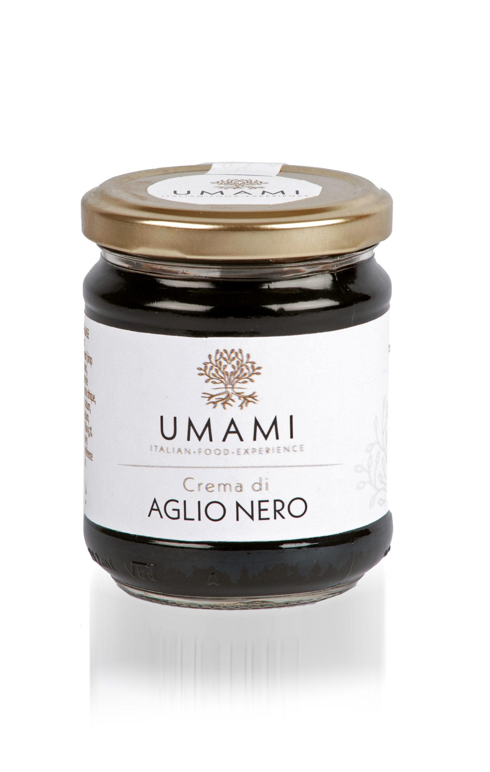 crema di aglio nero