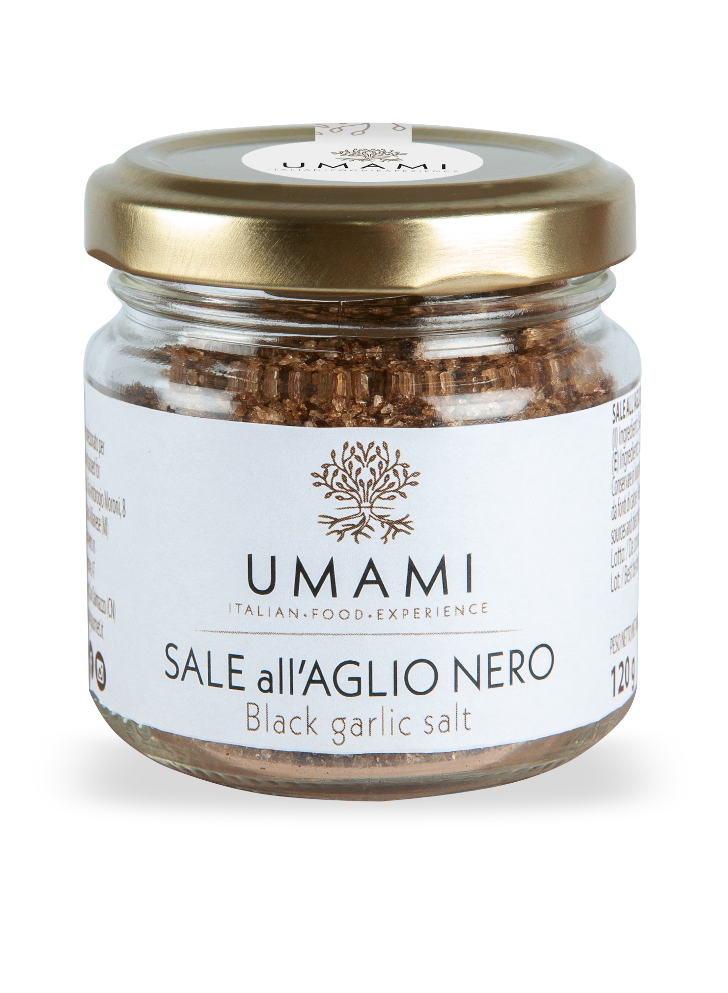 sale all'aglio nero