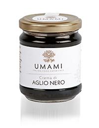 crema di aglio nero umami